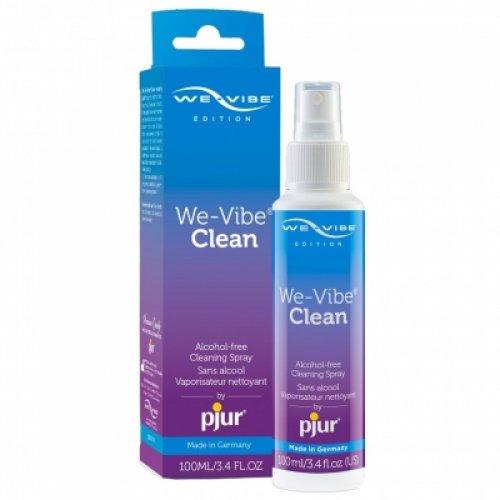 Очиститель для игрушек без спирта Pjur We-Vibe Clean 100 мл